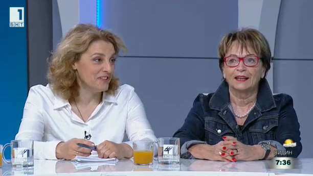 Дорис Пак: Мария Габриел е много интелигентна, много чувствителен колега в ЕП