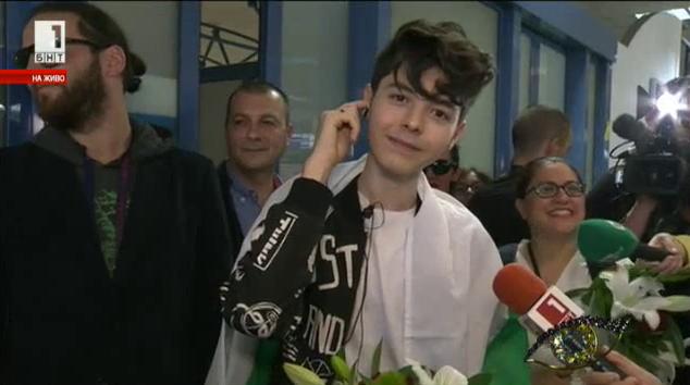 Кристиан Костов се завърна от Киев