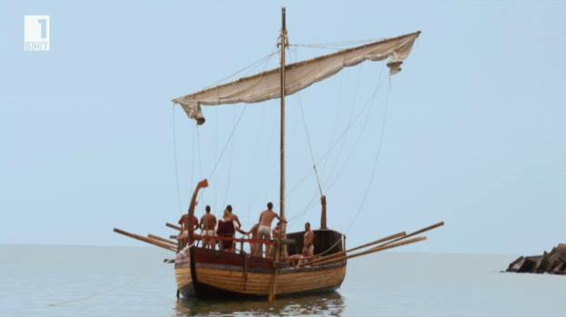 Морската реконструкция на кораби като машина на времето