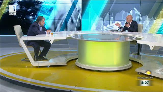 Култура, политика и Европа - гост Вежди Рашидов
