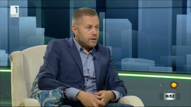 Георги Милков в Извън играта по БНТ HD