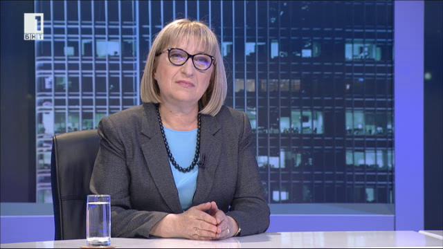 Цецка Цачева: Днес съм фокусирана изцяло в ролята си на министър на правосъдието