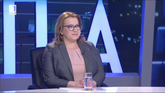 Деница Златева: Смятам, че председателството е надпартийна национална кауза