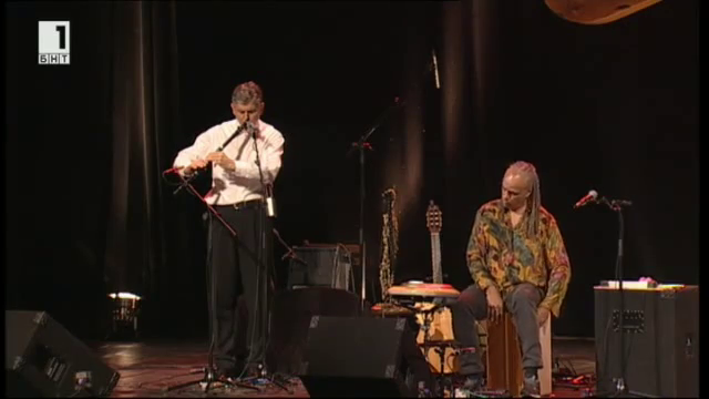 Концерт на Теодосий Спасов трио - Джаз фестивал Жълтите павета
