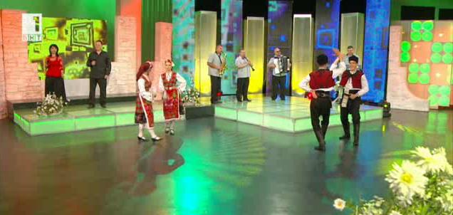 """Професионален фолклорен ансамбъл """"Български ритми"""""""