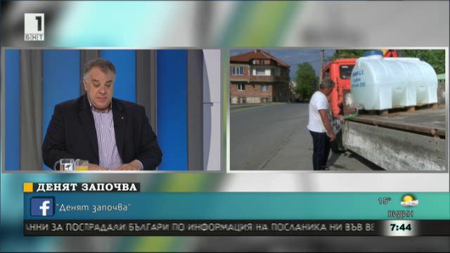 Мирослав Ненков за донорството, урана във водата и бъдещето на ЦФЛД