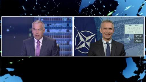 Йенс Столтенберг: България може да осигури по-тясна връзка между НАТО и ЕС