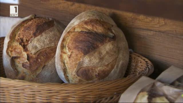 Хляб по вековна българска рецепта