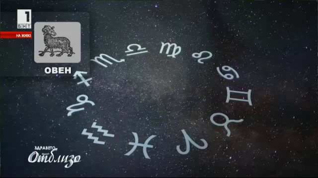 Седмична астрологична прогноза
