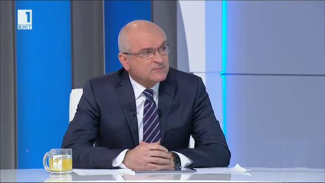 Димитър Главчев за актуализацията на Стратергията за национална сигурност