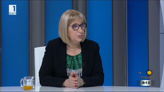 Цецка Цачева за съдебната реформа и превъзпитателната роля на затворите