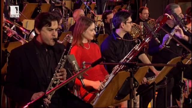 Испански скици - концерт на Биг бенда на БНР с диригент Антони Дончев