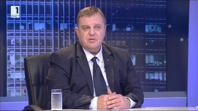 Красимир Каракачанов: Бюджетът на МВР няма да бъде намаляван