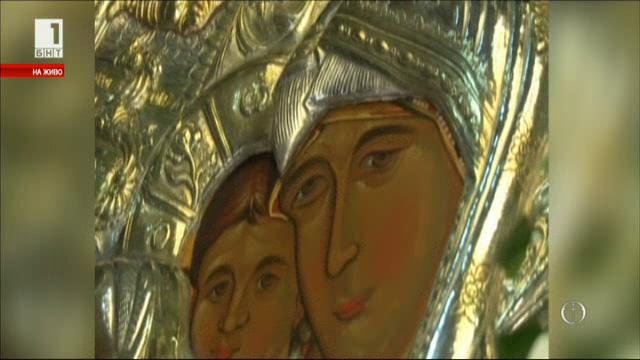 1035 години от чудото с песнопението и иконата Достойно ест