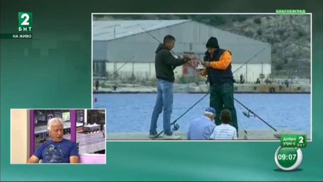 Правилата за морски любителски риболов в Гърция