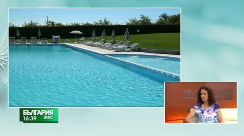 Какви проверки се правят на басейните в Благоевградска област