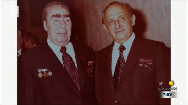 За първи път журналисти с достъп до личния архив на Тодор Живков