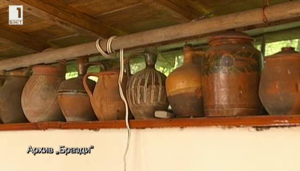 За Бусинци, прочутата керамика, красивата природа и все по-малкото хора там