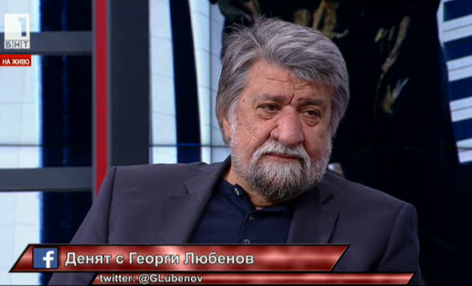 Вежди Рашидов: Границата ни е спокойна заради мъжката дума на Борисов и Ердоган