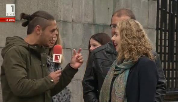Бум на чуждестранни туристи в София