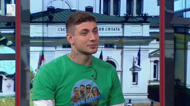 Тодор Георгиев с ново музикално вдъхновение