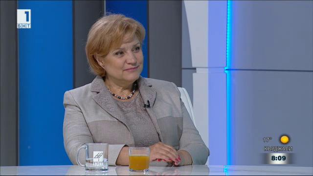 Менда Стоянова: Преструктуриране на икономиката ще доведе европейски доходи
