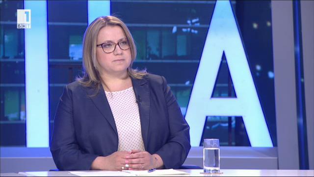 Златева: БСП подкрепя позицията на кабинета за Македония и Западните Балкани