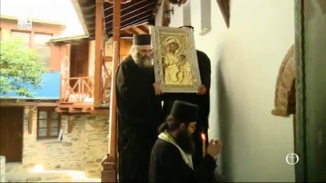 Духовно единство между България и Света гора