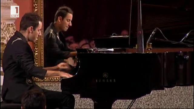 Рецитал на Петер Бенс /Унгария/ Фестивал Пиано екстраваганца 2016