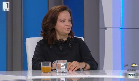 Таня Андреева: В страната ни се прави законодателство, което не се спазва