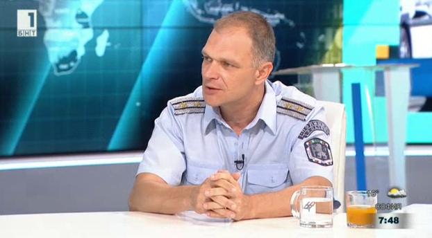 Гл. инспектор Росен Рапчев: Високите температури влияят върху шофирането