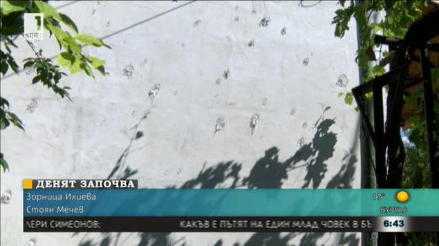 След бедствието хората се справят сами с възстановяването на домовете си
