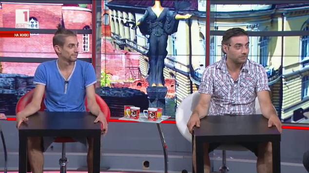 Братята Тигран и Ованес Торосян за изкушението на театралната сцена
