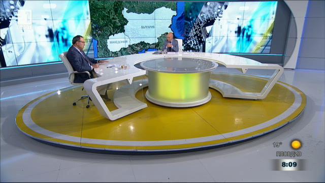 Петър Стоянов: Ние трябва да бъдем по-сдържаните, ние трябва да прощаваме