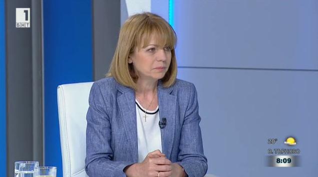 Йорданка Фандъкова: Запалването на крана е престъпление