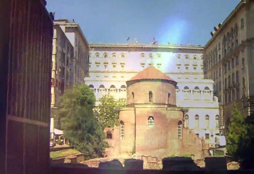 За историята и бъдещето на ротондата Свети Георги