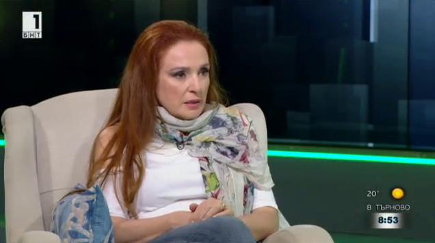 Бойка Велкова - гост в Извън играта
