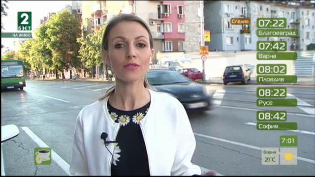 """Организацията на 12-часовото шоу """"MTV Presents Varna Beach"""""""