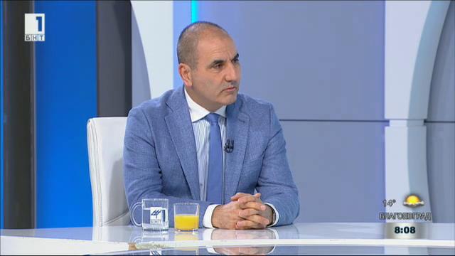 Цветан Цветанов: България може да бъде регионален лидер
