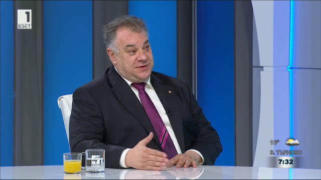 Д-р Мирослав Ненков: Обществото ни е болно, затова и агресията е много