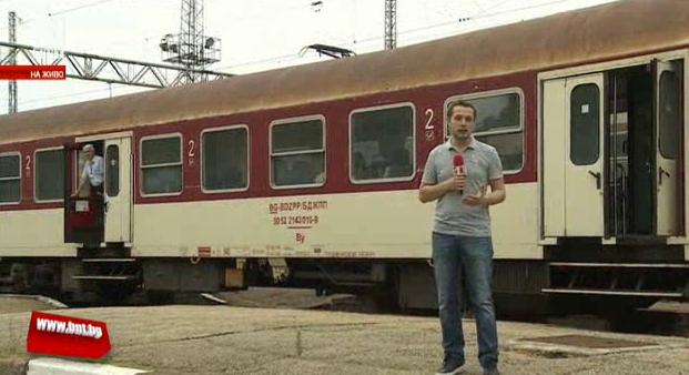 Пътуващо лятно кино в Каспичан