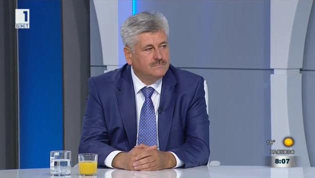 Бюрхан Абазов: ДПС води принципна, системна и проевропейска позиция