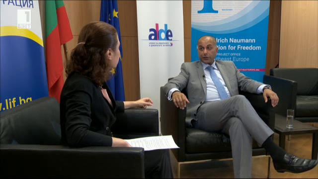 Саджад Карим: В политиката винаги трябва да бъдем оптимисти
