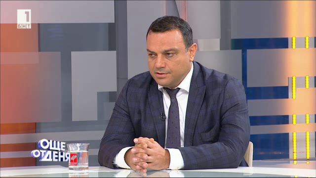 За бъдещето на БДЖ. Говори министър Ивайло Московски