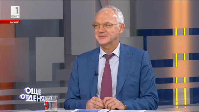Васил Велев: Клас прослужено време е рудимент