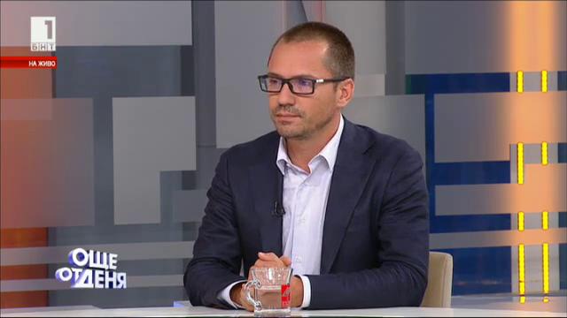 Ангел Джамбазки: Редът и законността са основата на държавността