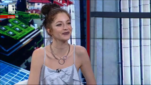 Неделна среща с Глория Петкова - модел, художник и DJ