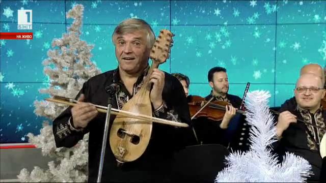 Избрани музикални моменти от Денят започва с Георги Любенов