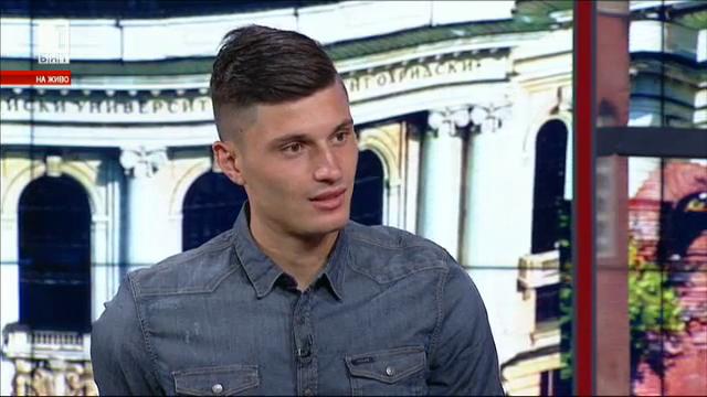 Стефан Велков: Дано оправдая очакванията към мен