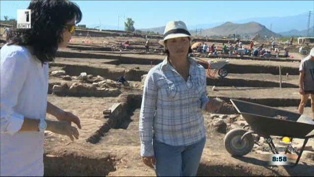Пътуване в миналото: Най-мащабните археологически проучвания на праистория